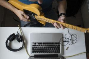 Online muziekles